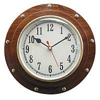 Часы иллюминатор 23*15см арт. 9264