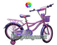 Велосипед двухколесный Azimut Kiddy 16 дюймов