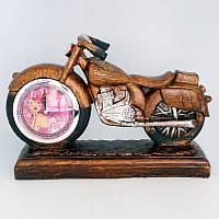 Часы Мотоцикл IJ с картинкой