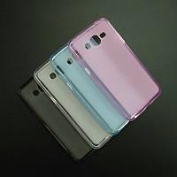 TPU чехол для Samsung (Самсунг) Galaxy J2 Prime (4 цвета)