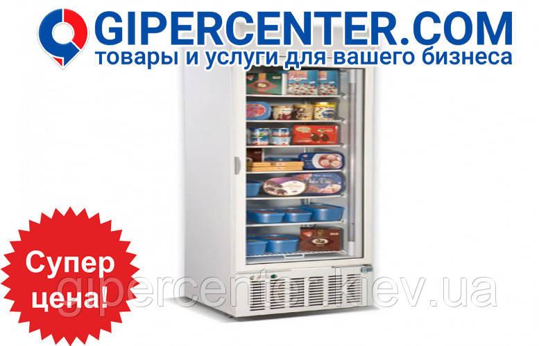 Шкаф морозильный со стеклянной дверью Crystal CRF 400 - GIPERCENTER Kiev в Киеве