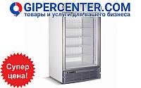 Шкаф морозильный со стеклянной дверью Crystal CRFV 600