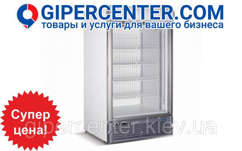Шкаф морозильный со стеклянной дверью Crystal CRFV 600 - GIPERCENTER Kiev в Киеве