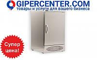 Шкаф холодильный с глухой дверью из нержавеющей стали Crystal CRI 600