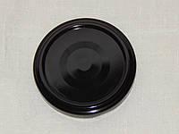 Крышка закаточная твист-офф размер 66 мм чёрная, фото 1