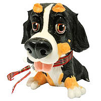Фигура собачка «Bernie» (бернский зенненхунд)