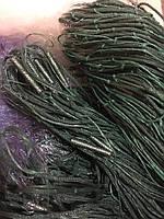 Сеть рыболовная KAIDA одностенная 100 м ячейка 30 ciтка одностiнка