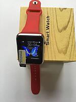 Смарт годинник А1 Red, фото 1