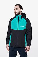 Куртка вітровка Urban Planet H2 BLK/TIF, фото 1