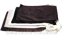 Чехол из ткани для транспортировки и хранения очков