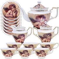 Сервиз чайный 15 частей
