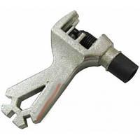 Съёмник цепи со спицным ключем