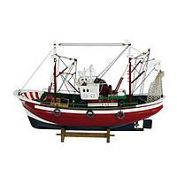 Рыболовецкое судно L 40см/h. 31 см. Sea Club