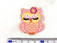 Модная нашивка Совушка owl