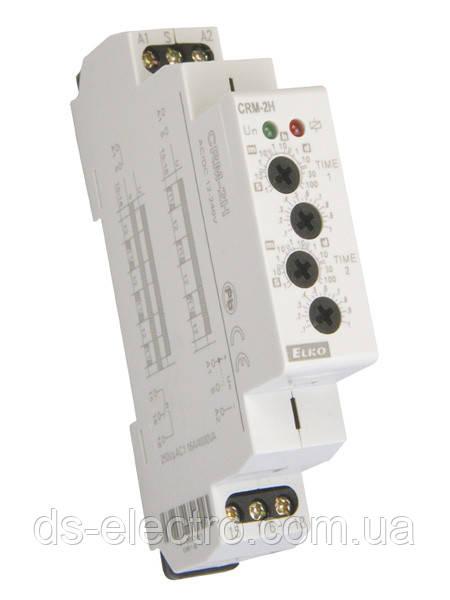 Импульсное реле CRM-2H UNI 12-240V AC/DC