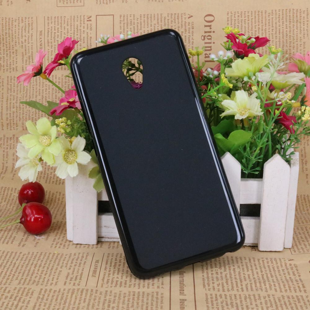 Чехол Meizu M5 note Оригинальный Бампер черный