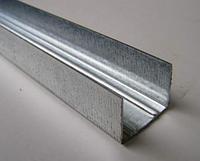 Профиль для гипсокартона UD 27 (УД) 3 м 0,4 мм, фото 1