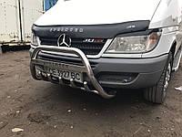 Mercedes Sprinter 1995-2006 гг. Кенгурятник WT004 (нерж.)