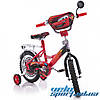 """Детский велосипед Mustang  """"Тачки"""" Cars (14 дюймов), фото 2"""