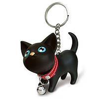 Брелок Кошка черная
