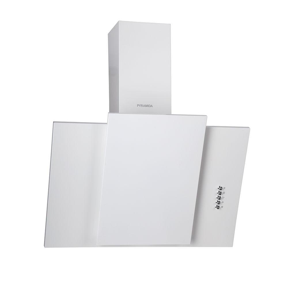 Вытяжки декоративные Pyramida KZ 50 white/U