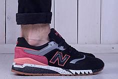Мужские кроссовки New Balance 997.5 SF Black/Shark топ реплика