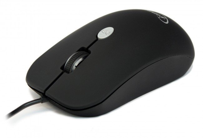 Мышь Gembird MUS-102, оптика, Black USB