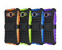 PC + TPU чехол для Samsung (Самсунг) Galaxy J2 Prime (4 цвета)