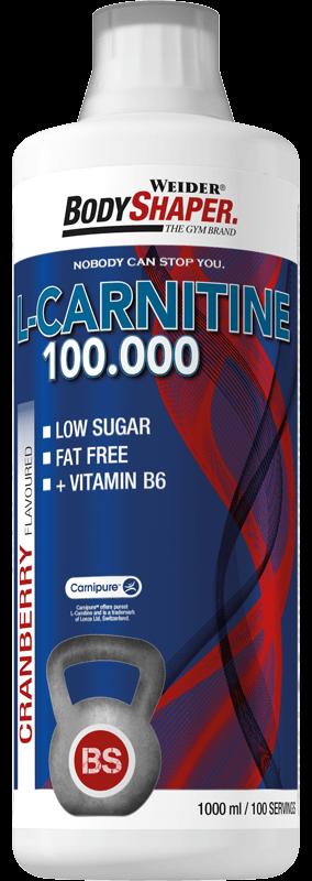 Weider L-Carnitine 100000 1000ml