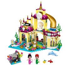 Конструктор Bela 10436 Принцессы Подводный замок Ариэль (аналог Lego Disney Princess 41063), фото 2