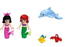 Конструктор Bela 10436 Принцессы Подводный замок Ариэль (аналог Lego Disney Princess 41063), фото 3