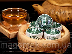 Шен Пуэр Клейкий рис (номисян), мини точа, 5 г , фото 3