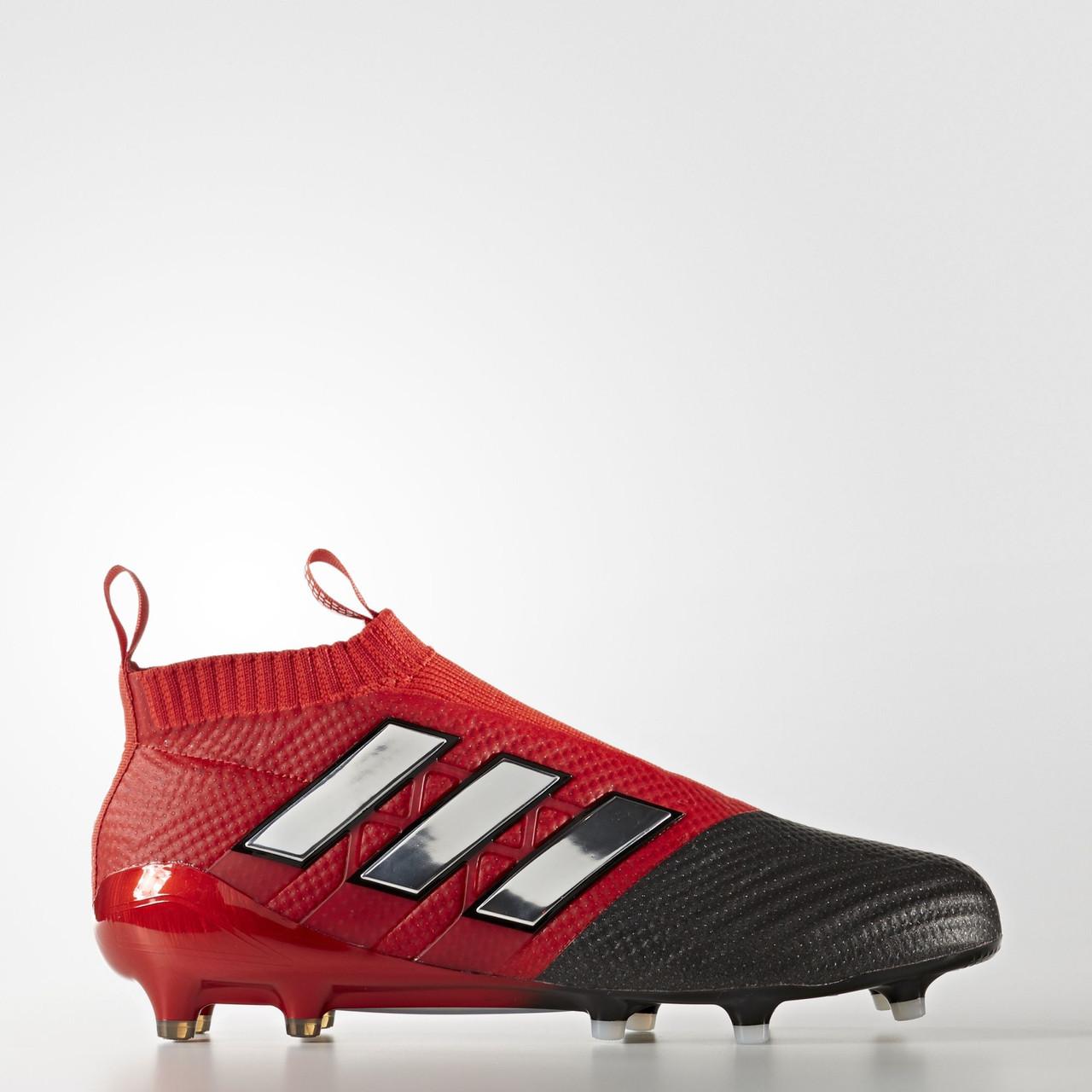 Футбольные бутсы Adidas Performance Ace 17+ Purecontrol FG (Артикул  BB4314) 750ee9132b5