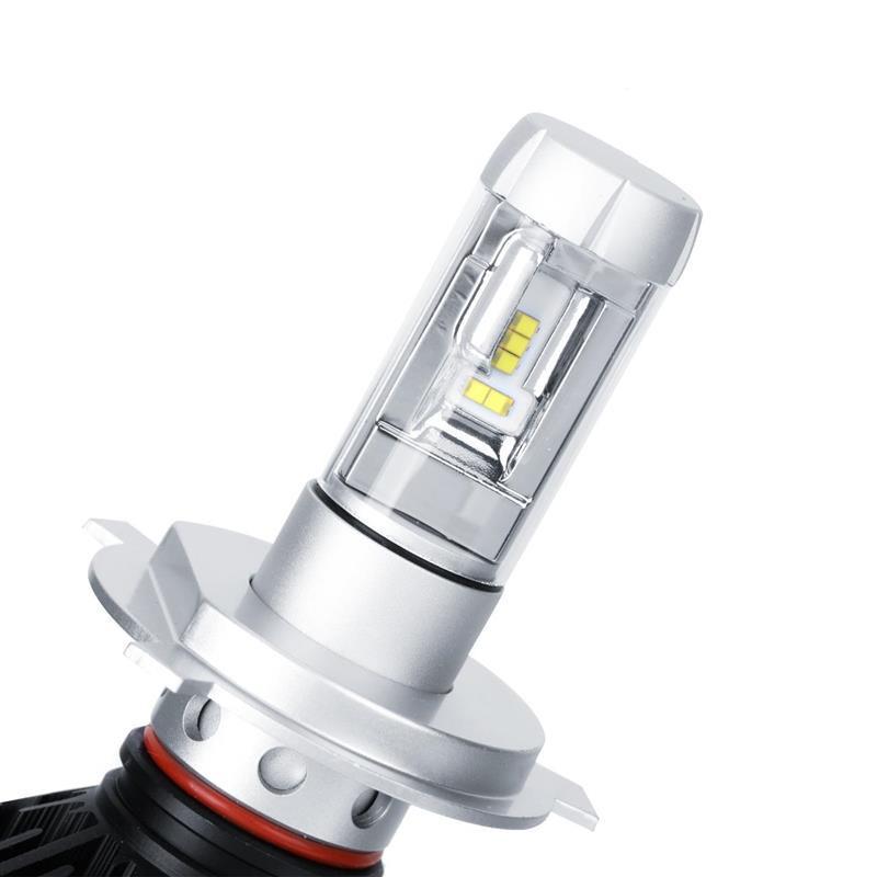 LED лампы Light power X3 - серия, 6000Lm цоколь Н4