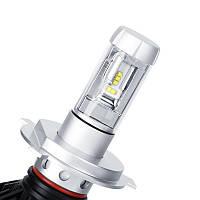 LED лампы Н4, 6000Lm X3 - серия