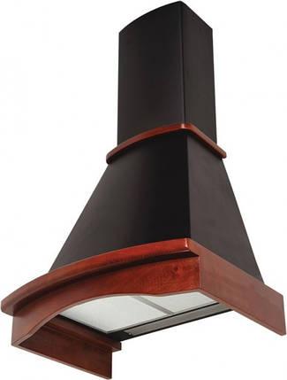 Вытяжки декоративные Pyramida R 60 black cherry, фото 2