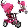 Велосипед Turbo Trike M 3205A-1 Pink