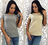 Женская  футболка Кактус Турция