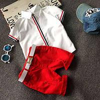 Літні костюми для хлопчиків