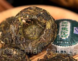 Шен Пуэр с лотосом, мини точа, 5 г , фото 3