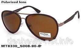 "Очки ""MATRIX""  MT8330 S008-90-8 61□15-138"