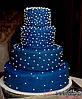 Е-132,  Индигокармин. Пищевой краситель синий. 0,1 кг.