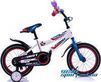 """Детский велосипед Azimut Fiber 14"""""""