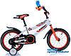 "Детский велосипед Azimut Fiber 14"", фото 2"