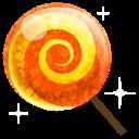 "MultiChem. Жовтий ""Сонячний захід"" Е-110, 0,1 кг. Пищевой краситель оранжевый."