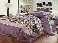 Полуторный набор постельного белья Ранфорс 115