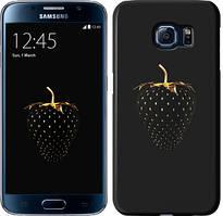 "Чехол на Samsung Galaxy Star Plus S7262 Черная клубника ""3585u-360"""