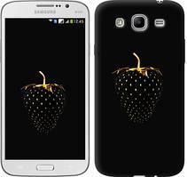 """Чехол на Samsung Galaxy Mega 5.8 I9150 Черная клубника """"3585u-309"""""""