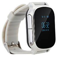 Розумні годинник Т58 Silver з GPS трекером, фото 1
