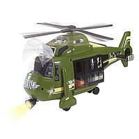 Вертолет интерактивный Военный функциональный Dickie 3308363
